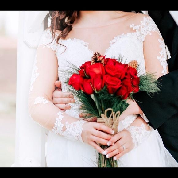 Sincerity Bridal Dresses & Skirts - Wedding Dress! Ivory over nude